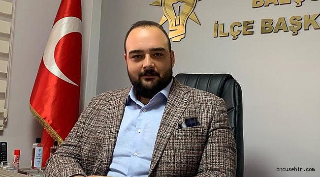 AK Partili Yıldızhan'dan 'Balçova' eleştirisi
