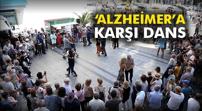'Alzheimer'a karşı dans!
