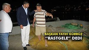 Başkan Fatih Gürbüz