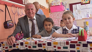 Başkan Karakayalı: İyi eğitim yarınlarına yapılacak en büyük yatırımdır