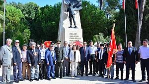 Başkan Uygur: Tüm gazilerimize ve şehitlerimize minnettarız
