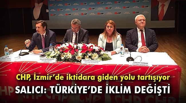 CHP, İzmir'de iktidara giden yolu tartışıyor