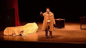 Gogol'un eseri Torbalı'da sahnelendi