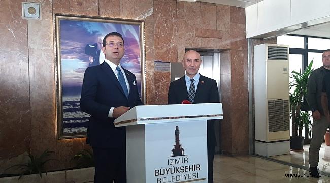 İki Başkandan Kaftancıoğlu açıklaması