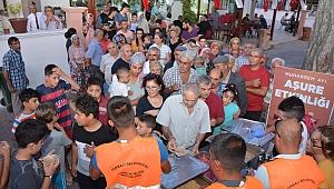 Torbalı Belediyesi'nden Aşure etkinliği