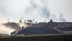 Barış Pınarı Harekatı'nda dördüncü gün: 415 terörist etkisiz hale getirildi