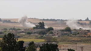 Barış Pınarı Harekatı'nda son durum: Etkisiz hale getirilen terörist sayısı 550