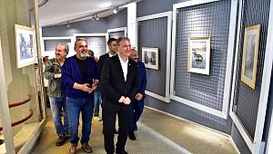 Başkan Mustafa İduğ: Çocuklarımızı sanata yönlendirmeliyiz