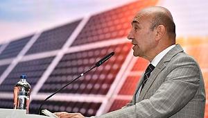 Başkan Soyer'den güneş enerjisi vurgusu: