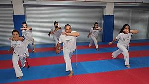 Bayraklı'da Afrika esintileri: Capoeira başlıyor