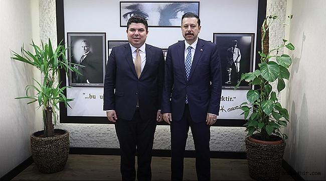 Buca Cezaevi için ortak akıl zirvesi: AK Partili Kaya ve Başkan Kılıç bir arada!