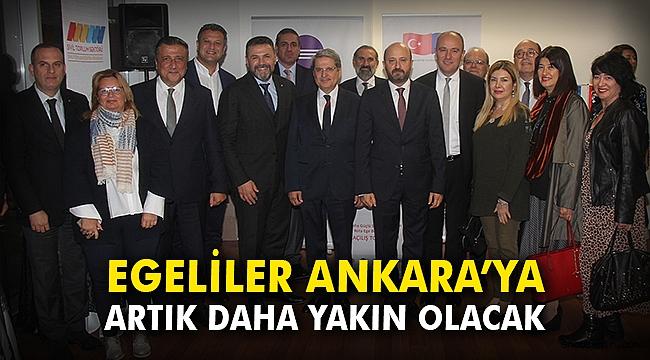 Egeliler Ankara'ya artık daha yakın olacak