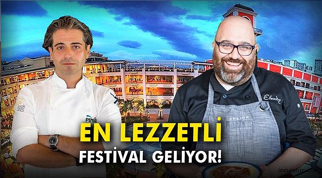 En lezzetli festival geliyor!