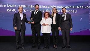 İşbirliği Kategorisinde Ödül TARKEM'in
