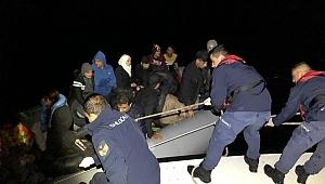 İzmir'de 170 göçmen yakalandı