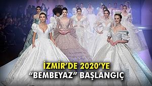 İzmir, gelinlik fuarına hazırlanıyor