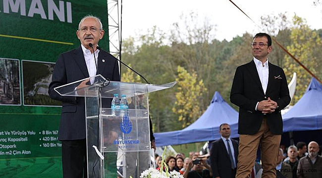 Kılıçdaroğlu: İstanbul'a Ekrem Başkan yakışıyor