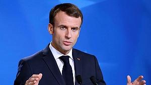 Macron'dan başörtüsü ve İslam açıklaması: