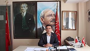 CHP Çiğli İlçe Başkanı Özcan: Beraber yürüyelim derlerse göreve hazırım