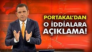 Portakal o iddialara açıklama!