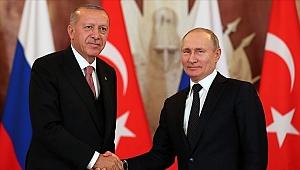 Suriye için Putin de devrede!