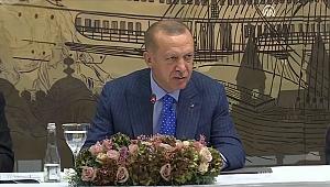 """""""Suriye'nin kuzeyinde terör devletinin kurulmasına müsaade etmeyeceğiz"""""""