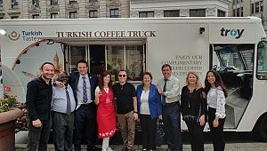 Türk kahvesi, Amerika'da Türk lezzetlerinin tanıtım elçisi oldu
