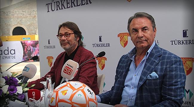 Türkerler Holding 4. kez Göztepe'nin yanında