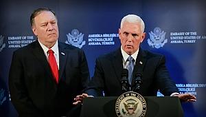 Türkiye-ABD görüşmesinin detayları ortaya çıktı