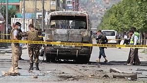 Afganistan'da patlama! 7 ölü