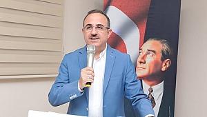 AK Partili Sürekli'den 10 Kasım mesajı