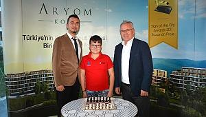 Aryom Koru'da Öğretmenler Gününe özel satranç turnuvası