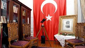 Atatürk'ün eşyaları Latife Hanım Köşkü'nde