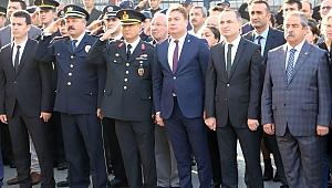Bayındır'da 10 Kasım Atatürk'ü Anma Töreni Yapıldı