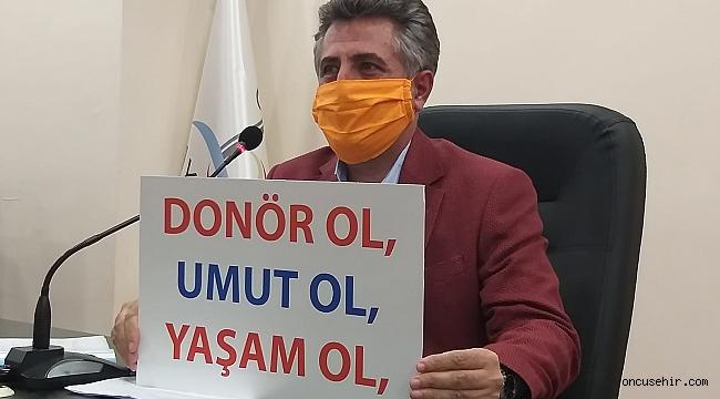 Bayraklı Belediye Meclisinden lösemi ve disleksi farkındalığı