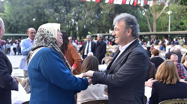"""Bornova'da sesler """"Kadına yönelik şiddetle mücadele"""" için yükselecek"""