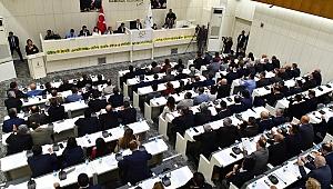 Büyükşehir'de 'Kadına Şiddet' politik oldu