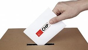 CHP Buca'da 6 mahallede seçim tamamlandı delegeler belirlendi