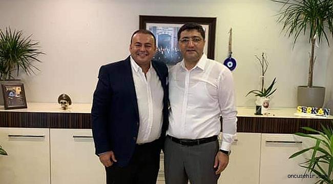CHP Buca İlçe Başkanı Kasım Akdağ, Kalmaz'a sahip çıktı