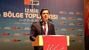 CHP İzmir İl Başkanı Yücel'den örgüte çağrı