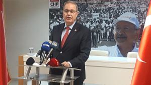 CHP'li Faik Öztrak: Bizi dizayn etmeye kimsenin gücü yetmez