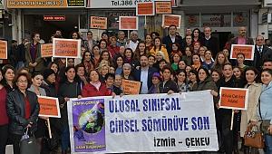 Çiğli Belediyesi'nden kadın mücadelesine destek