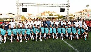 Çiğli Belediyespor 3. Lig yolunda liderliğini koruyor