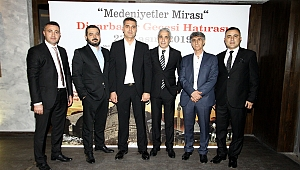 Diyarbakırlılar dernek gecesinde buluştu
