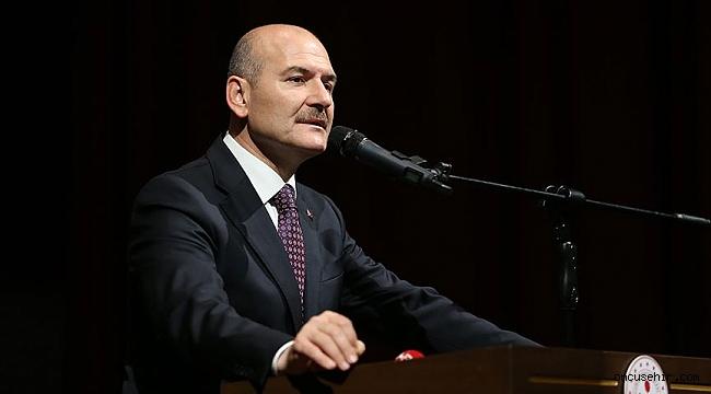 İçişleri Bakanı Soylu: Yurt içinde 500'ün çok az üzerinde terörist kaldı