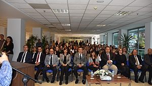 İDÜ'den 81. yıla özel anlamlı konferans