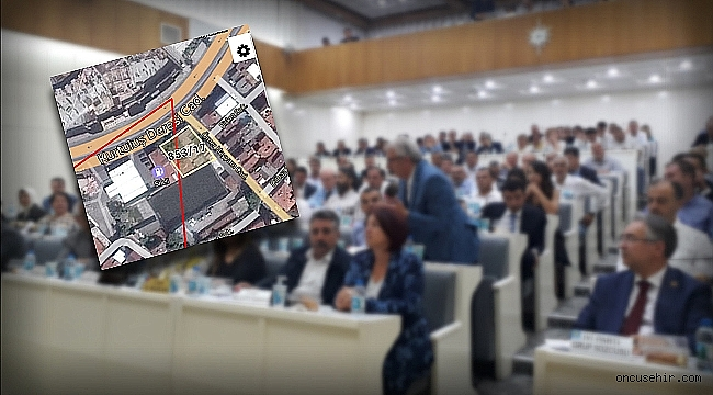 İzmir Büyükşehir Meclisinde 'İstanbul'daki arsa' tartışması