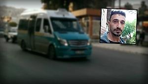 İzmir'de dolmuş dehşeti! Açık kapıdan düşen genç…