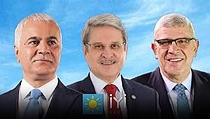 İzmir'de 'İYİ Parti' zirvesi: 3 önemli isimden yeni üyelere rozet!