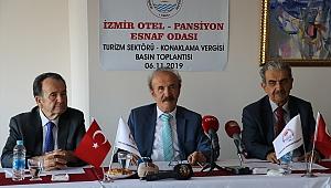 İzmir'de,